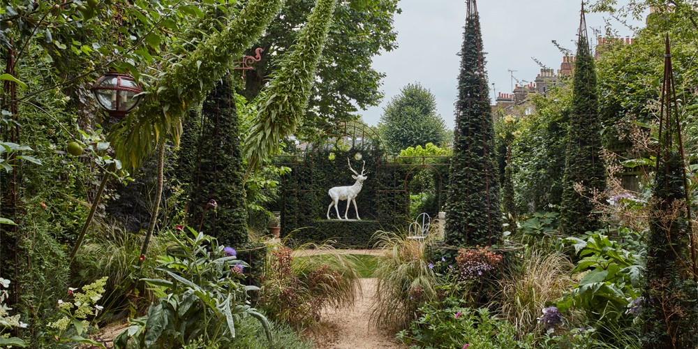 London Garden 1