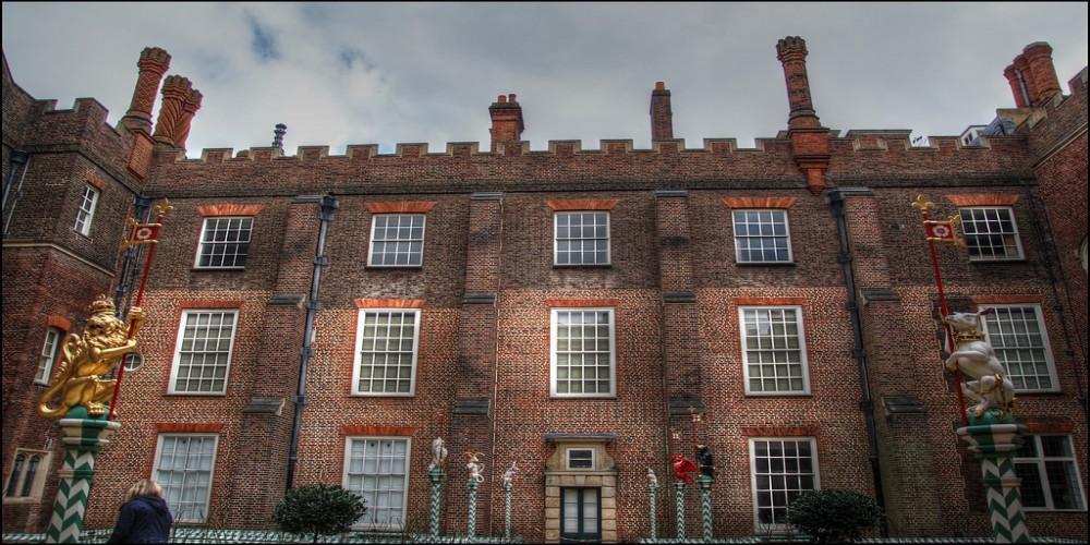 Chapel Court, Hampton Court Palace 2
