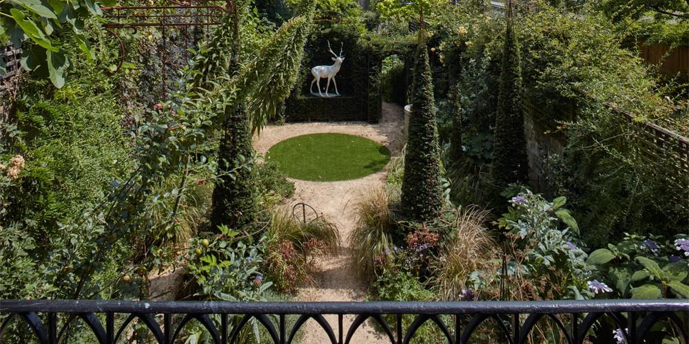 London Garden 2