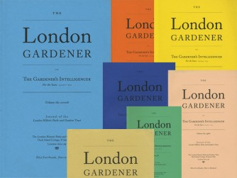 The London Gardener - Todd Longstaffe-Gowan