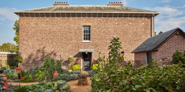 Kitchen Garden, Kew Palace