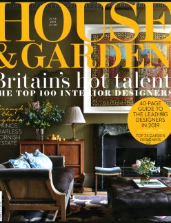 Top 25 Garden Designers - House and Garden June 2019