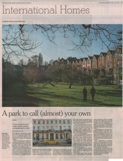 London Square - New York Times 04/05/19