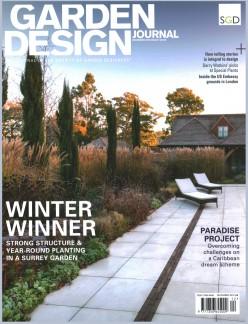 Dream Scheme - Garden Design Journal December 2019