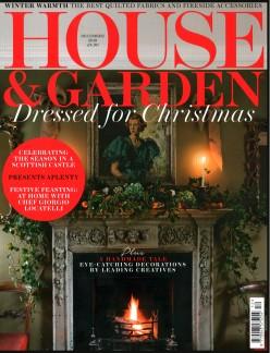 Playful Approach - House & Garden December 2019