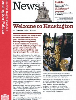 Kensington Palace News Oct-2011