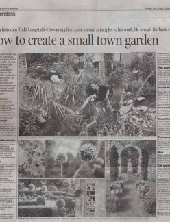 Small town garden LTG