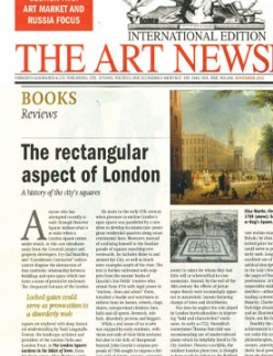 The Art Newspaper Book Review Nov 12